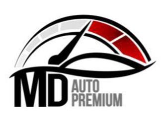 Logo MD Auto, vente de véhicules