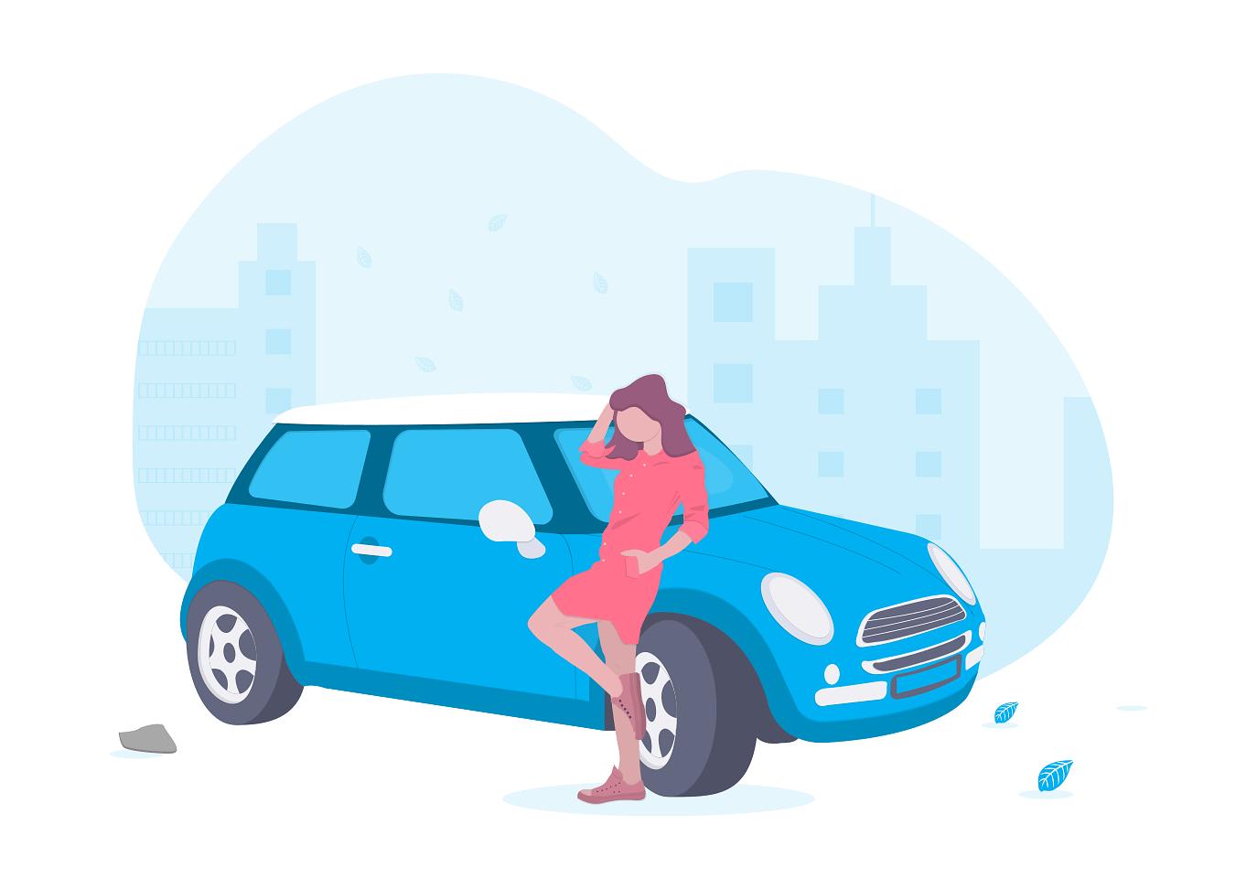 voiture de prêt